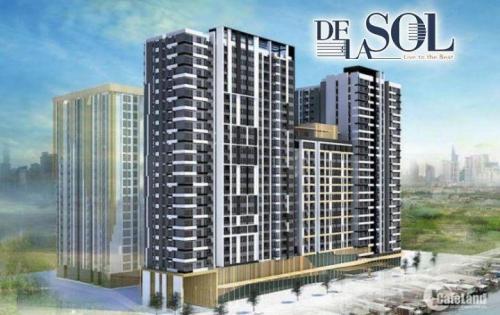 Dự án căn hộ De La Sol Capitaland Quận 4