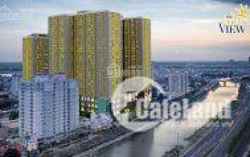 Suat 10 căn hộ & officetel The Gold View cuối cùng 117m2 4.216 tỷ. Tặng nội thất 100tr, 0974220024