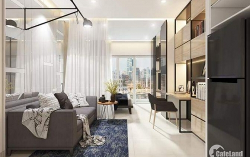 Căn hộ Officetel quận 4 - Millennium giá gốc chỉ 2 tỷ, CK 7%, TT 30% nhận nhà, Cam kết cho thuê 200tr/năm