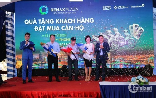 Căn Hộ Cao Cấp Remax Plaza Quận 6 - Giá CĐT_CK 10%