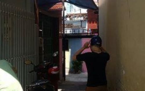 Nhà nát hẻm 3m Tân Hòa Đông Hẻm thông Diện tích 5x11 Tiện sửa chữa lại theo ý thích, ở hoặc đầu tư đều được Giá 2.860 tỷ LH: 0902666153