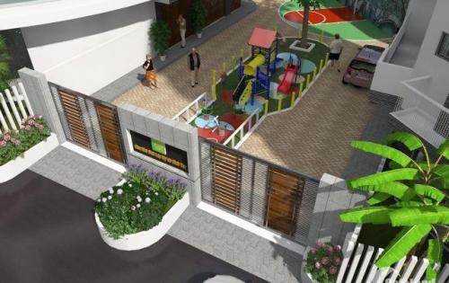 Khu nhà phố biệt lập Nyah Bình Tây, 491 Hậu Giang, Q.6, giá quá tốt 4.7 tỷ