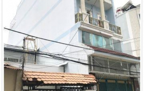 Nhà HXH 8m ngay UBND phường Tân Thuận Tây, Q7