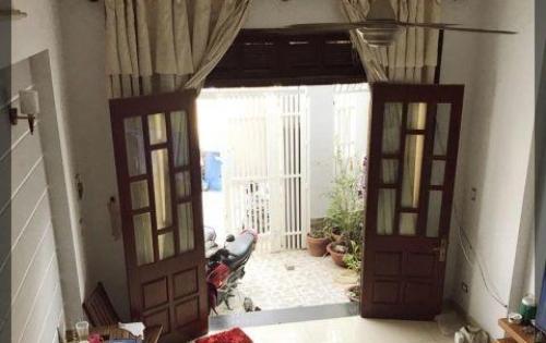 Bán nhà 3 tầng 4x15m hẻm 160 Nguyễn Văn Quỳ, Phú Thuận Quận 7
