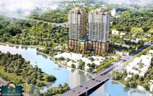 Có nên sở hữu căn hộ South Gate Tower ngay mặt tiền Nguyễn Thị Thập?