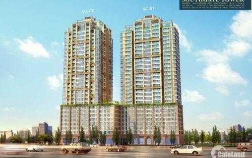 Nhận giữ chổ có hoàn lại 100% dư án South Gate Tower mặt tiền đường Nguyễn Thị Thập q7