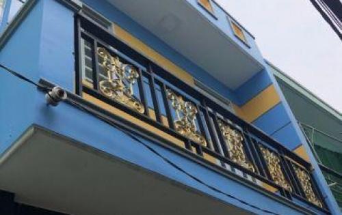 Bán nhà mới 1 lầu hẻm xe hơi 1422 Huỳnh Tấn Phát,  Quận 7