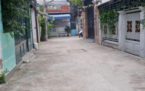 Bán  nhà hẻm xe hơi 134 đường Nguyễn Thị Thập Phường Bình Thuận Quận 7