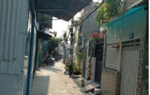 Cần tiền bán nhà 1 lầu Hẻm 861 Trần Xuân Soạn, Phương Tân Hưng, Quận 7