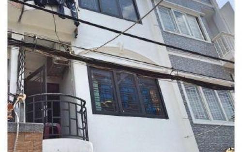 Nhà 3 tầng 4x17m hẻm 116 đsố 17 Lâm Văn Bền Q7
