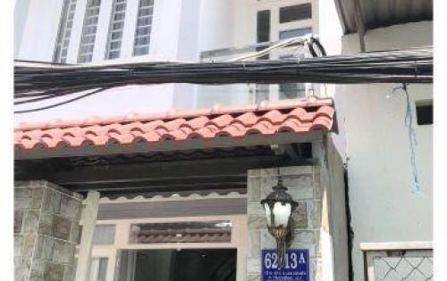 Nhà mới, đẹp hẻm 62/13A Lâm Văn Bền, Tân Kiểng Q7