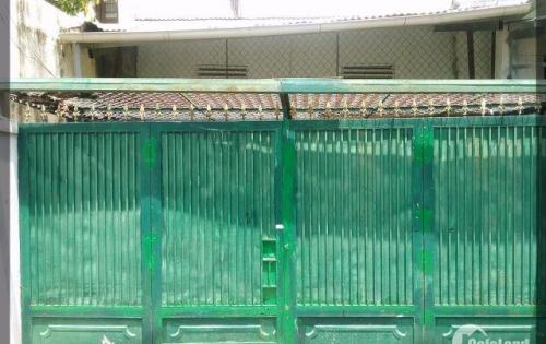 Nhà cấp 4 cũ  hẻm 62 Lâm Văn Bền