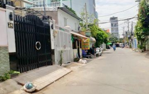 Bán nhà cấp 4 mặt tiền đường số 25A Phường Tân Quy Quận 7