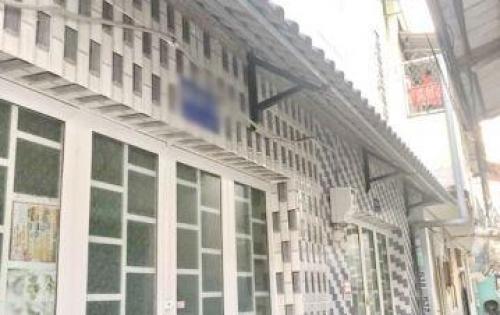 Bán nhà giấy tay hẻm 525 đường Lê Văn Lương phường Tân Phong Quận 7
