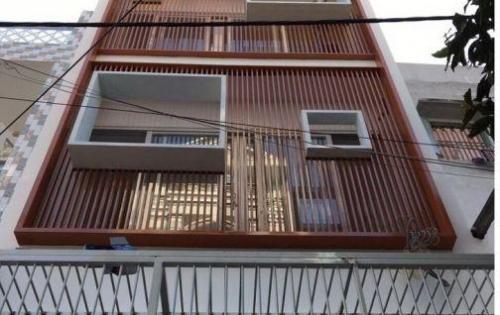 Bán nhà mới 4x12,5m, 2 lầu hẻm rộng 1041 Trần Xuân Soạn, Tân Hưng, Quận 7