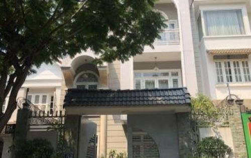 Biệt thự MT đsố 1 khu Nam Long - Trần Trọng Cung, Tân Thuận Đông, Q7