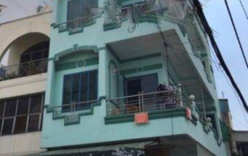 Bán nhà góc 2 mặt tiền đường số 14A Cư Xá Ngân Hàng, Phường Tân Thuận Tây, Quận 7.