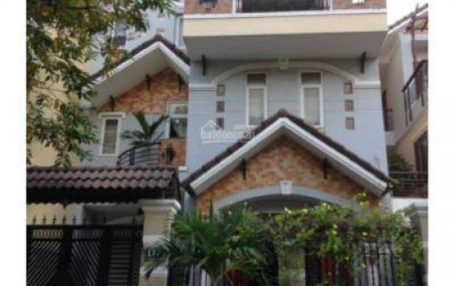 Bán biệt thự mặt tiền đường số Trần Trọng Cung, Phường Tân Thuận Đông,Quận 7
