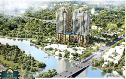 Liền kề Phú Mỹ Hưng dự án Southgate Tower MT Nguyễn Thị Thập Q7 chủ đầu tư Hồng Hà