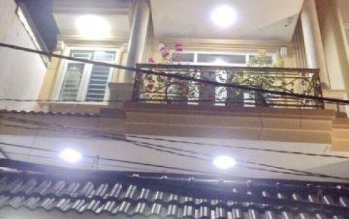 Bán nhà đẹp 3 lầu hẻm xe hơi 1135 đường Huỳnh Tấn Phát phường Phú Thuận Quận 7