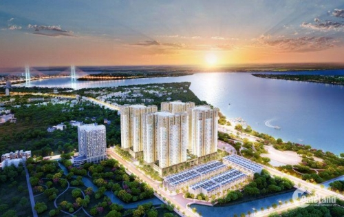 Sở hữu căn hộ cao cấp view sông tại Quận 7 - CĐT Hưng Thịnh