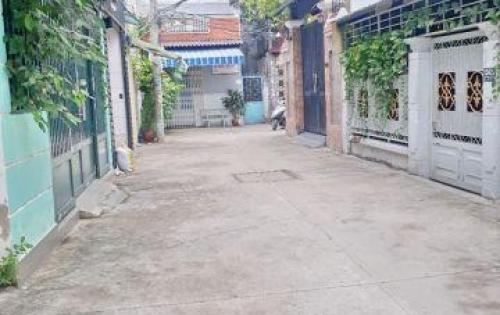 Bán nhà mặt tiền hẻm xe hơi 134 đường Nguyễn Thị Thập phường Bình Thuận Quận 7