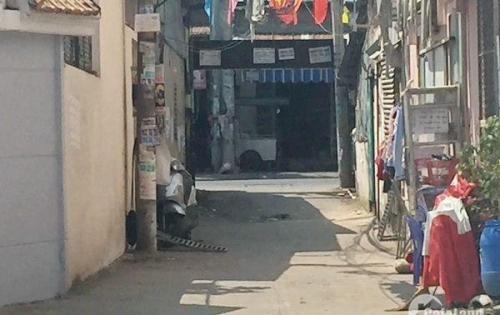 Bán nhà 2 lầu đường Gò Ô Môi phường Phú Thuận Quận 7 (hẻm xe hơi 24 )