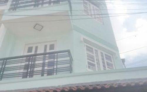 Bán nhà đường Huỳnh Tấn Phát Phường Tân Thuận Tây Quận 7 (hẻm xe hơi 128 )