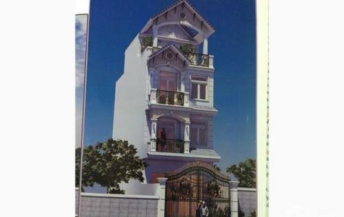 Bán nhà mặt tiền 2266 Huỳnh Tấn Phát Nhà Bè Q.7 giá 4,75 tỷ