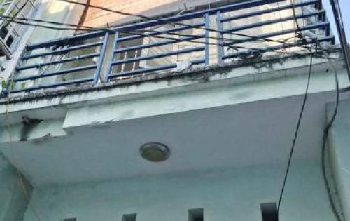 Bán nhà hẻm 308 đường Huỳnh Tấn Phát phường Tân Thuận Tây Quận 7