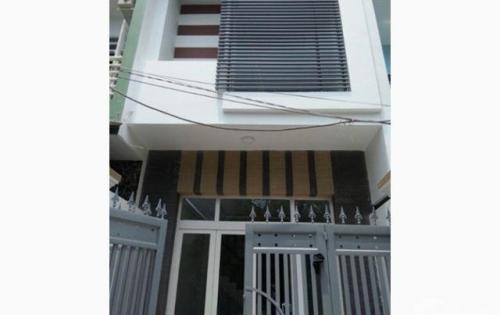 Bán nhà hẻm 1135 Huỳnh Tấn Phát,P.Phú Thuận,Q7 giá 4,95 tỷ