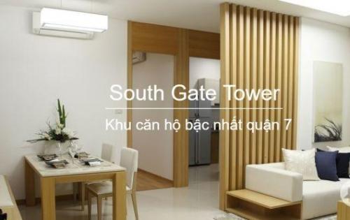 Southgate Tower  căn hộ cao cấp q7 thanh toán linh hoạt 2% tháng