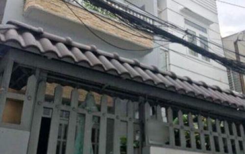 Bán gấp nhà 1 lầu nở hậu, hẻm 625 Trần Xuân Soạn, Phường Tân Hưng, Quận 7