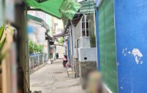 Bán nhà cấp 4 hẻm 308 đường Huỳnh Tấn Phát phường Tân Thuận Tây Quận 7