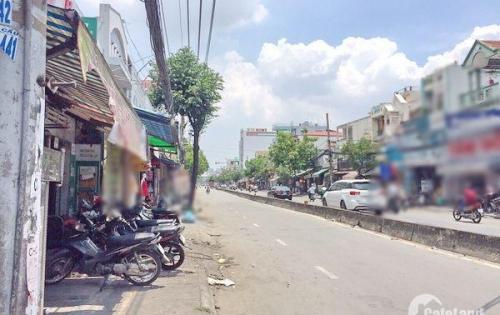 Bán nhà mặt tiền đường Huỳnh Tấn Phát Phường Tân Thuận Đông Quận  7.