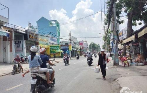 Bán nhà mặt tiền đường Phạm Hữu Lầu Phường Phú Mỹ Quận 7.
