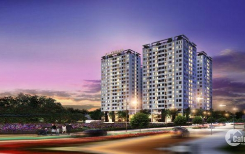Tôi cần bán căn hộ cao cấp FLORITA Q7 3PN 2WC bao VAT giá tốt 2.950 tỷ