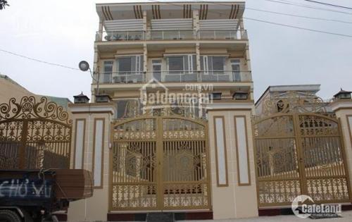 Bán nhà mới xây 1 trệt, 2 lầu, 1ST - 4,3 tỷ, mặt tiền đường 12m Q8, LH Nhàn 0909802388