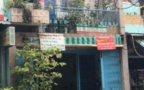 Bán gấp gấp Căn nhà đường số 13 , quận 8, chợ Phạm Hùng