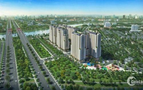 bán căn hộ dự án Dreamhome Riveside 2PN, 2WC giá 1.1 tỷ