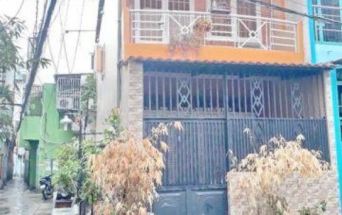 Bán nhà đẹp 1 lầu hẻm 144 đường Hưng Phú Phường 8 Quận 8
