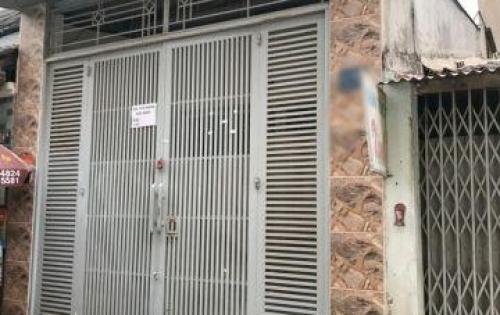 Bán nhà cấp 4 đường Chánh Hưng Phường 4 Quận 8( hẻm 6m)