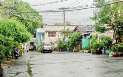 Bán nhà nhỏ gác lững hẻm 157 đường Hưng Phú Phường 8 Quận 8