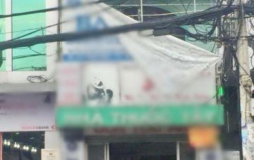 Bán nhà 1 lầu mặt tiền đường Phạm Hùng Phường 4 Quận 8