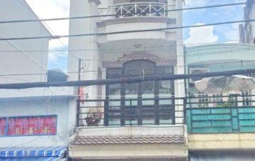 Bán nhà phố mặt tiền đường Hưng Phú Phường 8 Quận 8