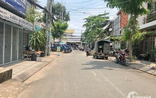 Bán nhà mặt tiền Hồ Thành Biên ( đường 16 cũ) phường 4 Quận 8.