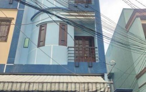 Bán nhà 2 lầu đường Phạm Thế Hiển Phường 5 Quận 8