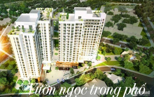 Căn hộ Thủ Thiêm Garden Q9.Giá 966 triệu.Nhận nhà ở ngay 2019