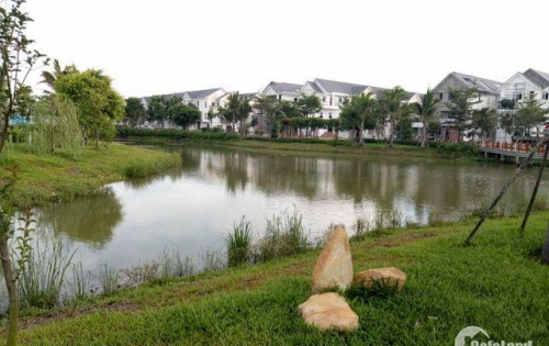 Mở bán biệt thự Compound ven sông sở hữu bến du thuyền siêu sang duy nhất quận 9