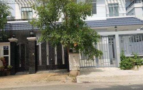Bán biệt thự liền kề 285m2,4pn, KDC Khang An ở đường Võ Chí Công, Phú Hữu